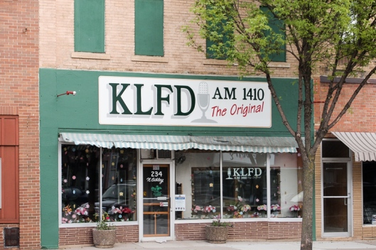 KLFD AM 1410 in Litchfield, MN
