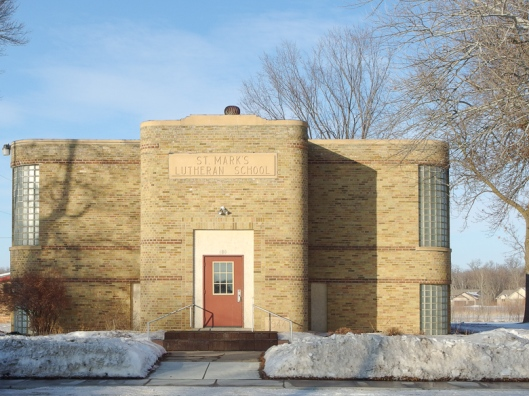 St. Mark's Lutheran School in New Germany, MN