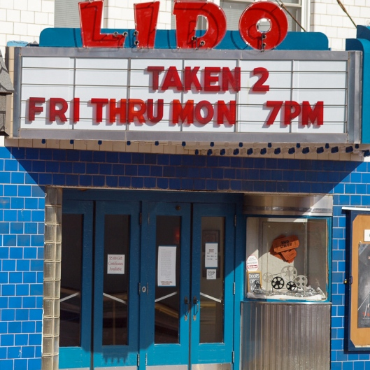 Lido Movie Theater Arlington, MN